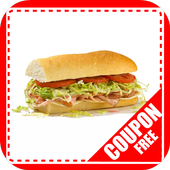 Coupons for Jimmy John's Sandwiches icon