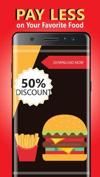 Coupons for Jimmy John's Sandwiches poster