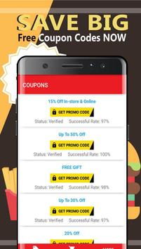 Coupons for Jimmy John's Sandwiches screenshot 1