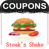 Coupons for Steak 'n Shake icon