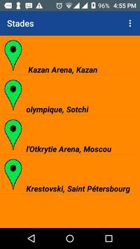 Actu Confédération Cup 2017 screenshot 1
