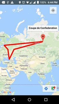 Actu Confédération Cup 2017 screenshot 2