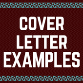 COVER LETTER EXAMPLES icon
