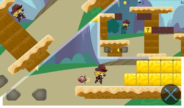 CowGirl Super Adventure apk screenshot