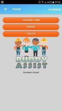Buddy Assist Provider screenshot 2