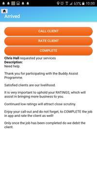 Buddy Assist Provider screenshot 7