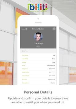 iBiliti Assist apk screenshot
