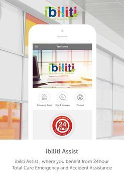 iBiliti Assist poster