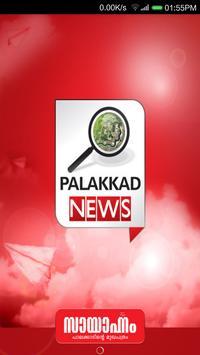 Palakkad News poster