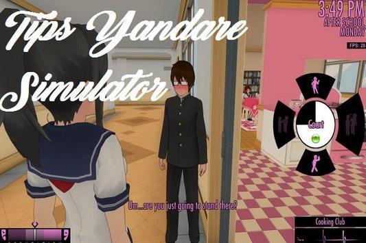 Yandere School Tips apk screenshot