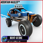 Pro HOT WHEELS Race Off tips icon