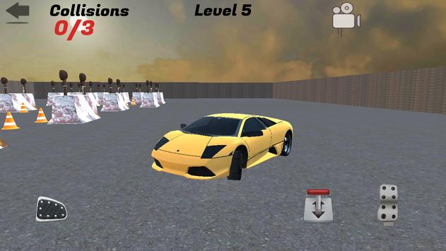 Furious Drift Car Parking 3D screenshot 10