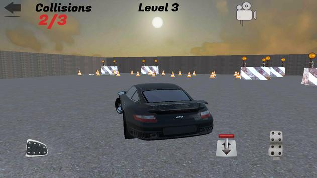 Furious Drift Car Parking 3D screenshot 1