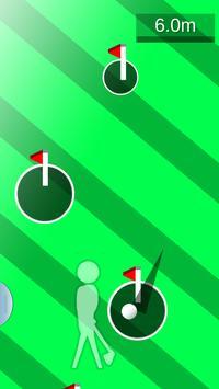 Kill It At Stickman Golf apk screenshot