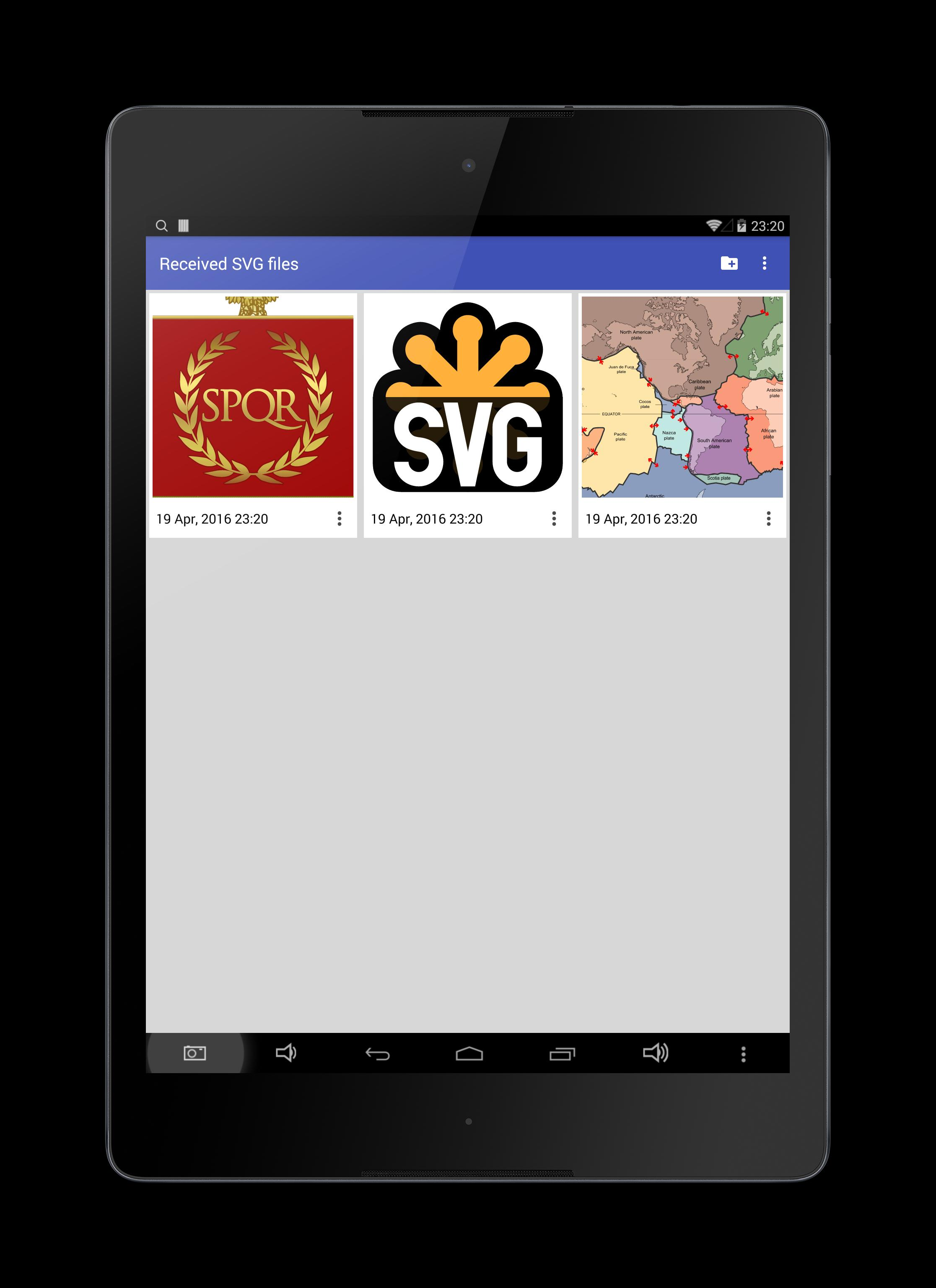 SVG Viewer for Android - APK Download
