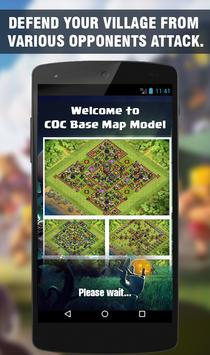 Base Map Model for COC poster
