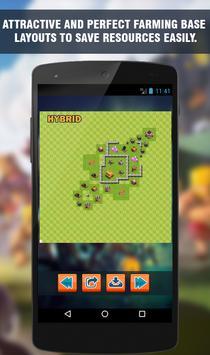 Base Map Model for COC screenshot 2