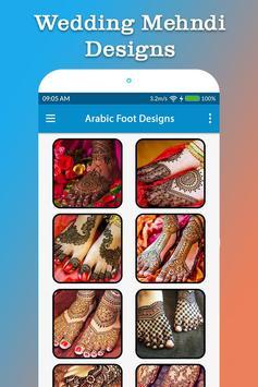 Wedding Mehndi Designs screenshot 3