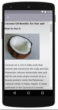 Coconut Oil for Hair screenshot 5