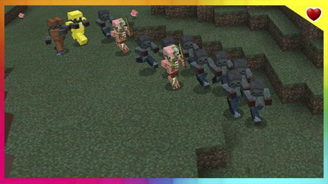 Zombie apocalypse maps for minecraft pe for Android - APK ...
