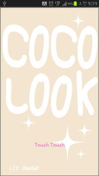 CoCoLOOK - Lens Virtual Wear poster