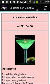 Cocteles y tragos. Recetas screenshot 3