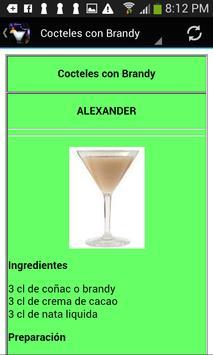 Cocteles y tragos. Recetas screenshot 4