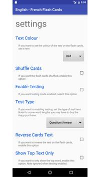 Eng Cebuano Flash Cards screenshot 7