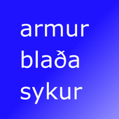 Eng Icelandic Flash Cards icon