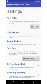 Eng Malagasy Flash Cards apk screenshot