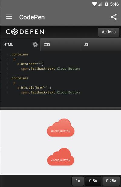 CodePen IO Code Compiler for Android - APK Download