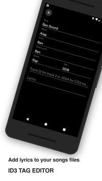 Retro Music imagem de tela 2