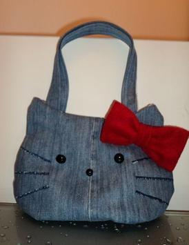 DIY Jeans Bag Ideas apk screenshot