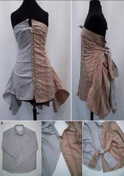 Refashion Clothes DIY Tutorial poster