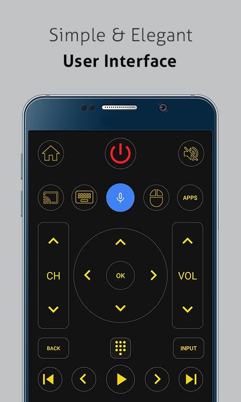 Tv Control App
