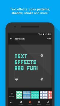 Textgram captura de pantalla 4