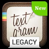 Textgram Legacy icon
