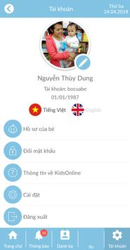KidsOnline apk screenshot