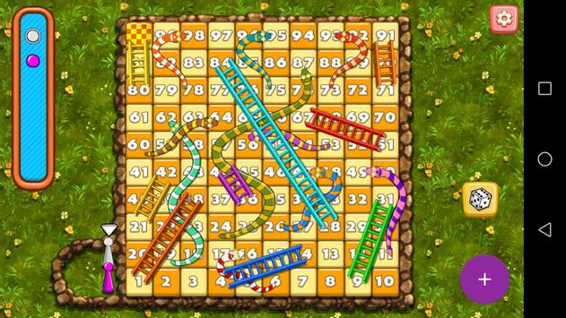 Snakes & Ladders poster