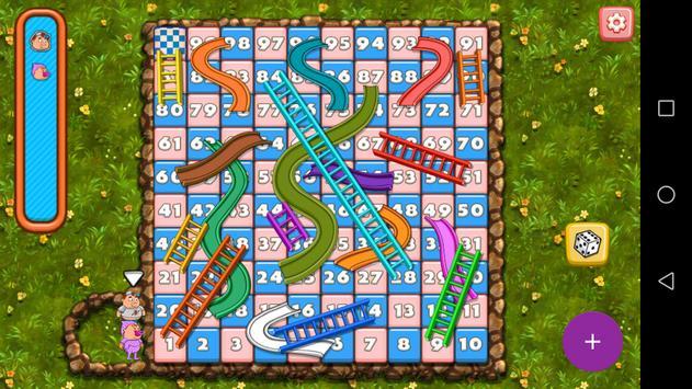 Snakes & Ladders screenshot 1