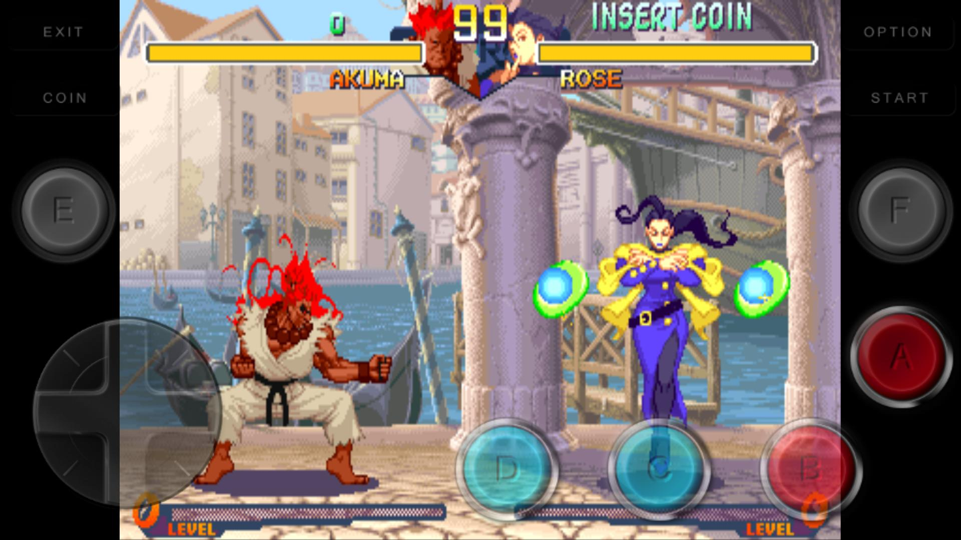 Code Street Fighter Zero 2 Alpha for Android - APK Download