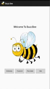 BuzzBee poster