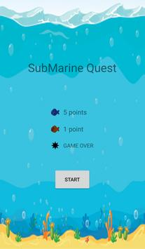 SubMarine Quest apk screenshot