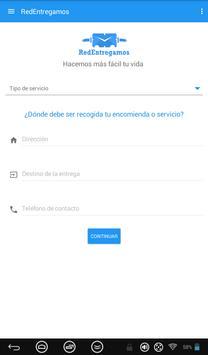 Red Entregamos screenshot 2