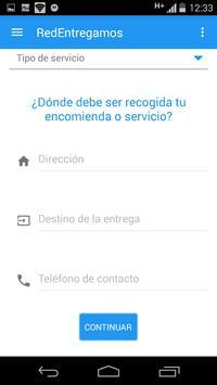 Red Entregamos screenshot 7