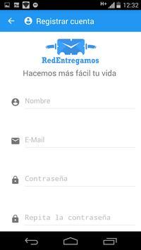Red Entregamos screenshot 4