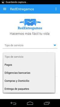 Red Entregamos screenshot 5
