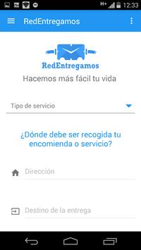 Red Entregamos screenshot 6