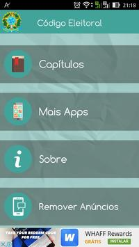 Código Eleitoral screenshot 4