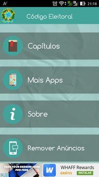 Código Eleitoral screenshot 8